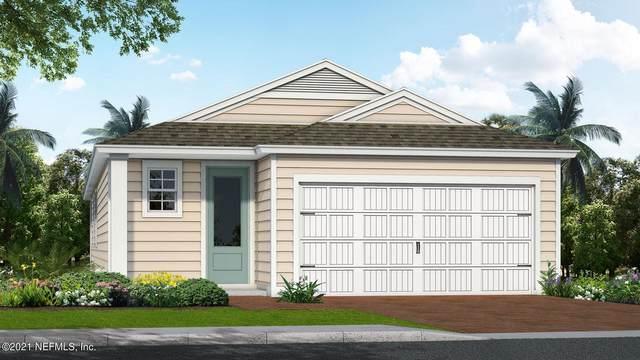 125 Creekmore Dr, St Augustine, FL 32092 (MLS #1116714) :: Vacasa Real Estate