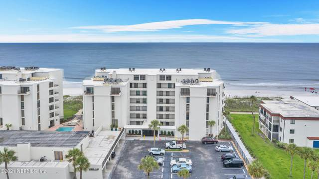2200 Ocean Dr 5C, Jacksonville Beach, FL 32250 (MLS #1116734) :: EXIT 1 Stop Realty