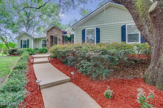 6703 Woodland Dr, Keystone Heights, FL 32656 (MLS #1116755) :: Vacasa Real Estate