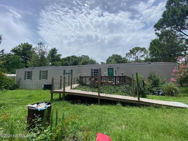 7538 SW 130TH St, Starke, FL 32091 (MLS #1116767) :: Vacasa Real Estate
