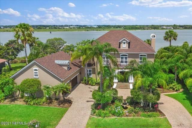 150 Pelican Reef Dr, St Augustine, FL 32080 (MLS #1116804) :: The Hanley Home Team