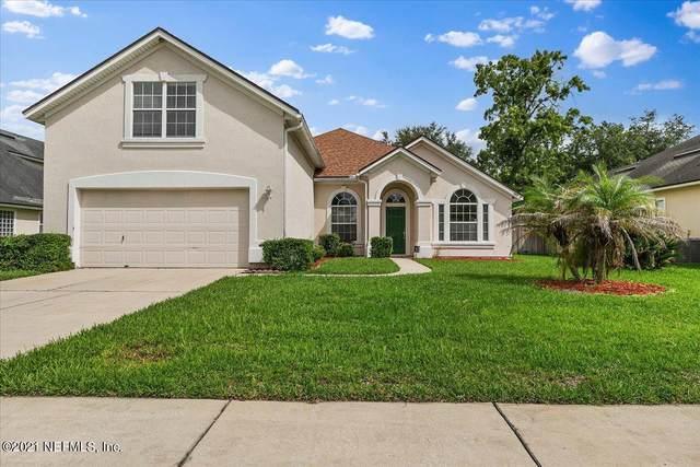 86055 Maple Leaf Pl, Yulee, FL 32097 (MLS #1116809) :: Berkshire Hathaway HomeServices Chaplin Williams Realty