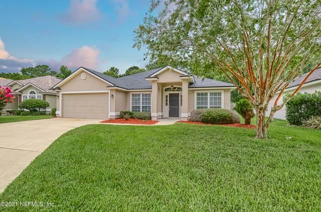 1236 Ribbon Rd, Jacksonville, FL 32259 (MLS #1116812) :: EXIT Real Estate Gallery