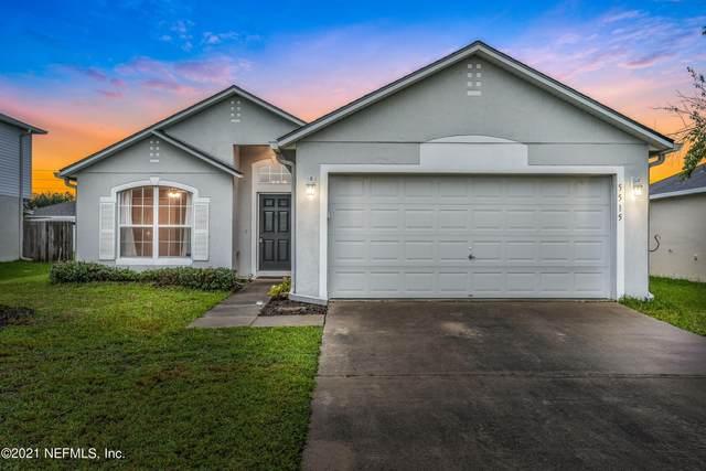 5515 Ashleigh Park Dr, Jacksonville, FL 32244 (MLS #1116871) :: EXIT Real Estate Gallery