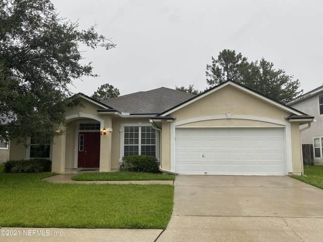 1442 Canopy Oaks Dr, Orange Park, FL 32065 (MLS #1116877) :: Bridge City Real Estate Co.