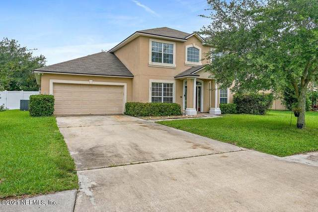 621 E Red House Branch Rd, St Augustine, FL 32084 (MLS #1116886) :: Vacasa Real Estate