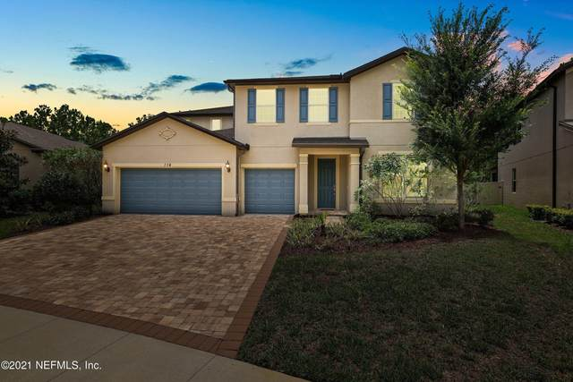 114 Rubi Way, St Augustine, FL 32095 (MLS #1116891) :: Century 21 St Augustine Properties