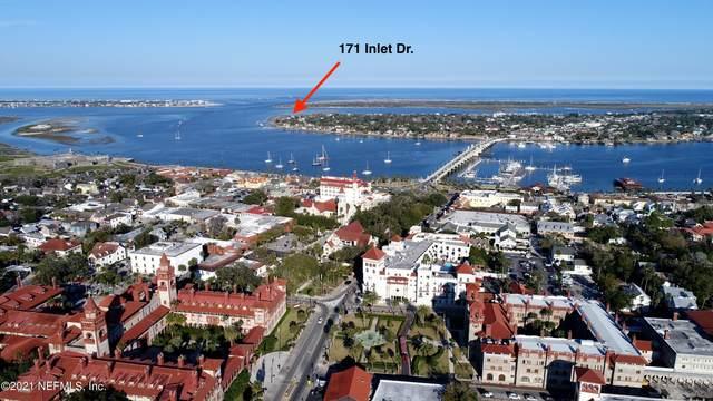 171 Inlet Dr, St Augustine, FL 32080 (MLS #1116894) :: Bridge City Real Estate Co.