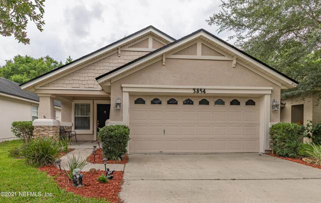 3854 Pebble Brooke Cir S, Orange Park, FL 32065 (MLS #1116904) :: Vacasa Real Estate