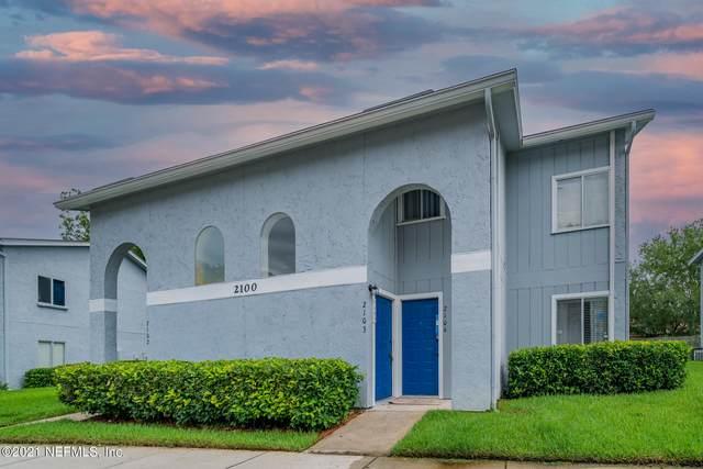 3270 Ricky Dr #2104, Jacksonville, FL 32223 (MLS #1116924) :: Berkshire Hathaway HomeServices Chaplin Williams Realty
