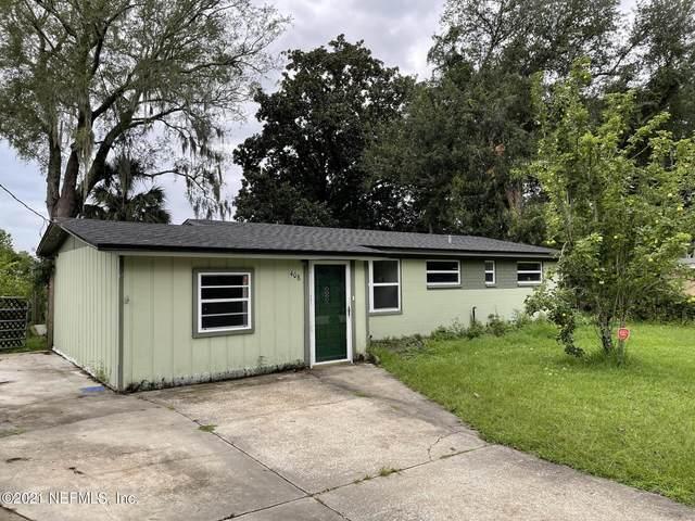 408 Woodside Dr, Orange Park, FL 32073 (MLS #1116926) :: Vacasa Real Estate