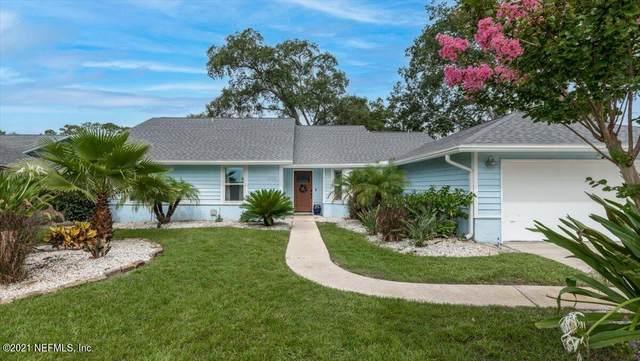 4108 Cordgrass Inlet Dr, Jacksonville, FL 32250 (MLS #1116937) :: Olde Florida Realty Group