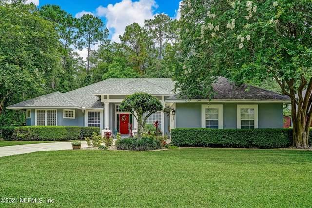 8682 Heather Run Dr S, Jacksonville, FL 32256 (MLS #1117000) :: Berkshire Hathaway HomeServices Chaplin Williams Realty