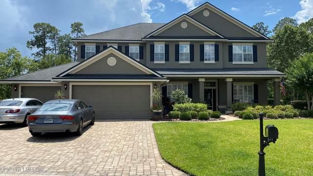 321 Addison Ct, St Johns, FL 32259 (MLS #1117032) :: Berkshire Hathaway HomeServices Chaplin Williams Realty