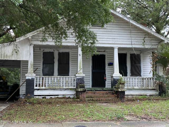 1210 E 13TH St, Jacksonville, FL 32206 (MLS #1117046) :: The Perfect Place Team