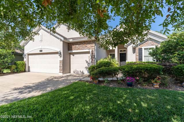 309 Hefferon Dr, St Augustine, FL 32084 (MLS #1117084) :: Vacasa Real Estate