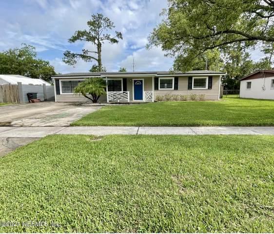 5423 Santa Monica Blvd N, Jacksonville, FL 32207 (MLS #1117099) :: The Huffaker Group