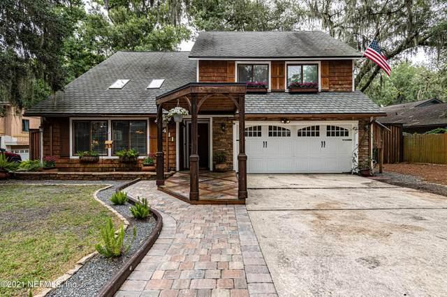 2411 Cypress Springs Rd, Orange Park, FL 32073 (MLS #1117121) :: EXIT 1 Stop Realty