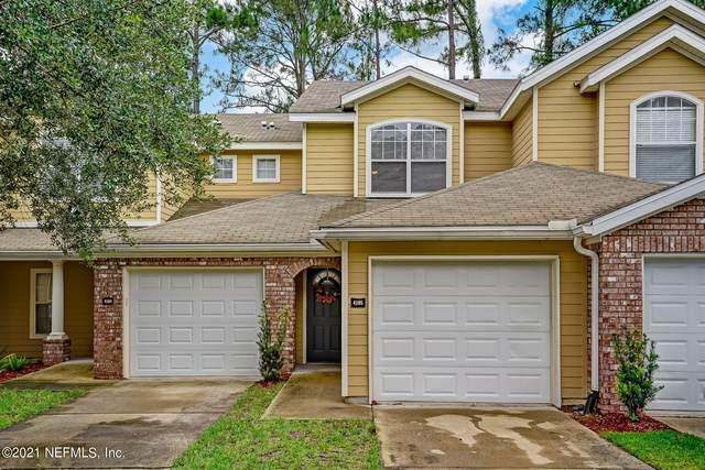 10200 Belle Rive Blvd #4105, Jacksonville, FL 32256 (MLS #1117130) :: The Huffaker Group