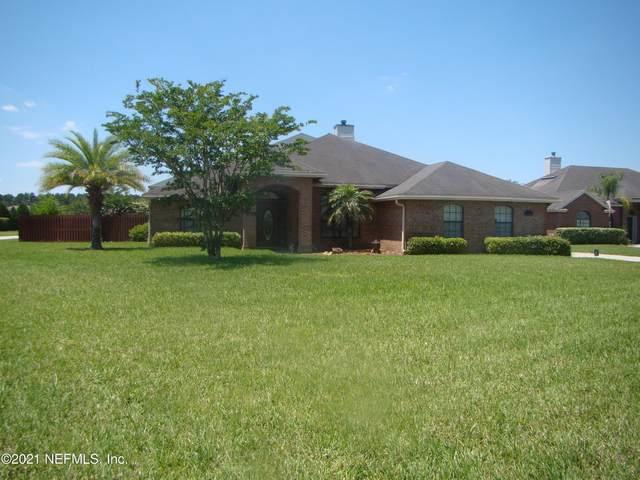 2166 Walnut Creek Ct N, Jacksonville, FL 32246 (MLS #1117216) :: CrossView Realty