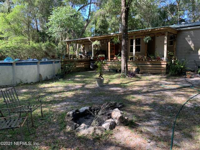 8670 Camp Azalea Rd, Chiefland, FL 32626 (MLS #1117237) :: EXIT 1 Stop Realty