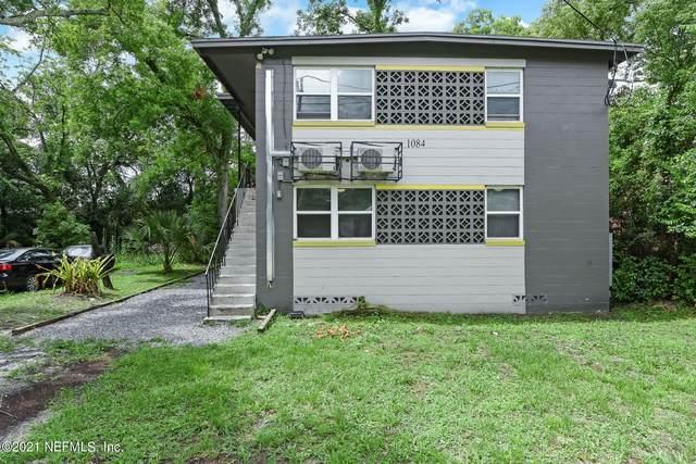 1084 W 21ST St, Jacksonville, FL 32209 (MLS #1117259) :: CrossView Realty