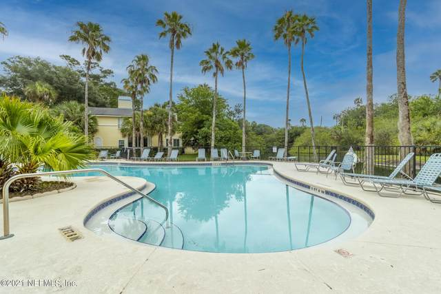 1800 The Greens Way #1912, Jacksonville Beach, FL 32250 (MLS #1117260) :: EXIT Inspired Real Estate