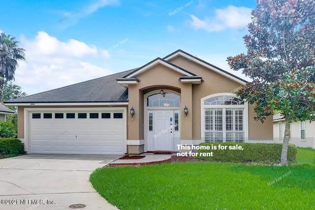 608 Birchbark Trl, St Augustine, FL 32092 (MLS #1117281) :: CrossView Realty