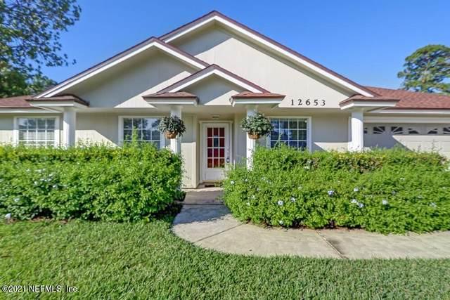 12653 Elvenking Ln, Jacksonville, FL 32225 (MLS #1117317) :: The Volen Group, Keller Williams Luxury International