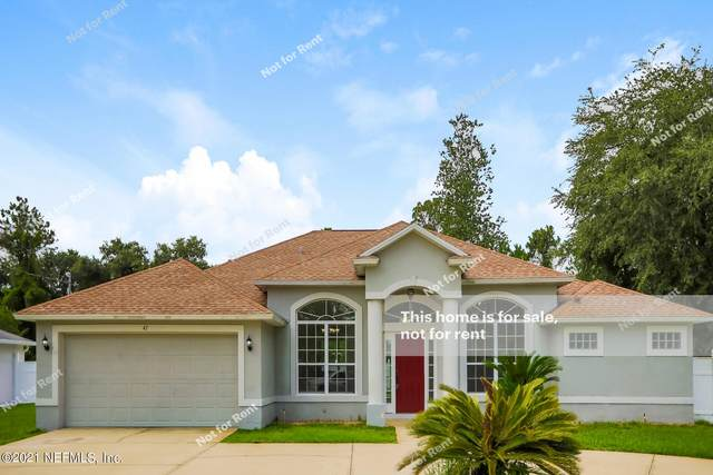 47 White Star Dr, Palm Coast, FL 32164 (MLS #1117327) :: CrossView Realty