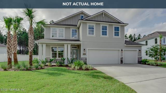 168 Granite Ave, St Augustine, FL 32086 (MLS #1117415) :: EXIT Inspired Real Estate