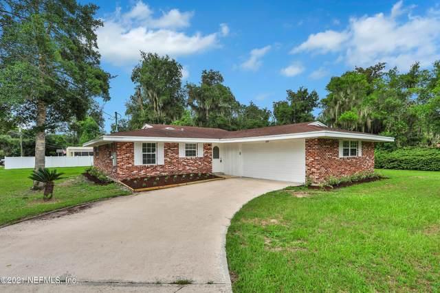 2129 Plainfield Ave, Orange Park, FL 32073 (MLS #1117430) :: Berkshire Hathaway HomeServices Chaplin Williams Realty