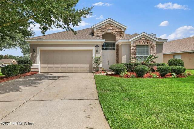 1255 Fairway Village Dr, Fleming Island, FL 32003 (MLS #1117436) :: The Volen Group, Keller Williams Luxury International
