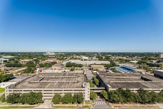 311 W Ashley St #903, Jacksonville, FL 32202 (MLS #1117486) :: EXIT Real Estate Gallery