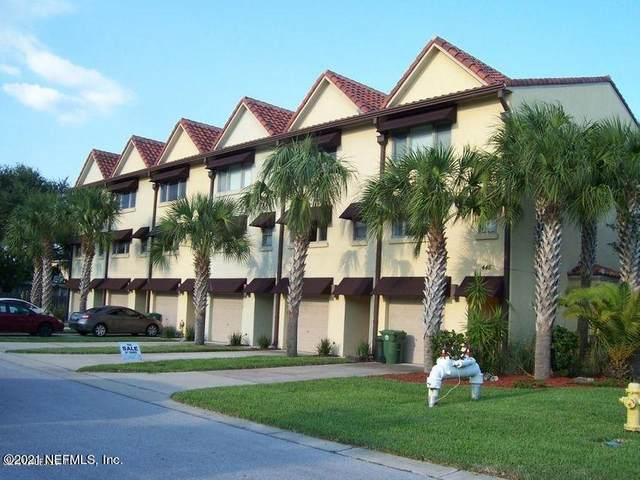 445 8TH Ave N B, Jacksonville Beach, FL 32250 (MLS #1117629) :: EXIT Real Estate Gallery