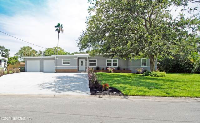 12 D'allyon Ave, St Augustine, FL 32080 (MLS #1117658) :: The Volen Group, Keller Williams Luxury International