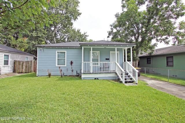 5213 Colonial Ave, Jacksonville, FL 32210 (MLS #1117674) :: Noah Bailey Group