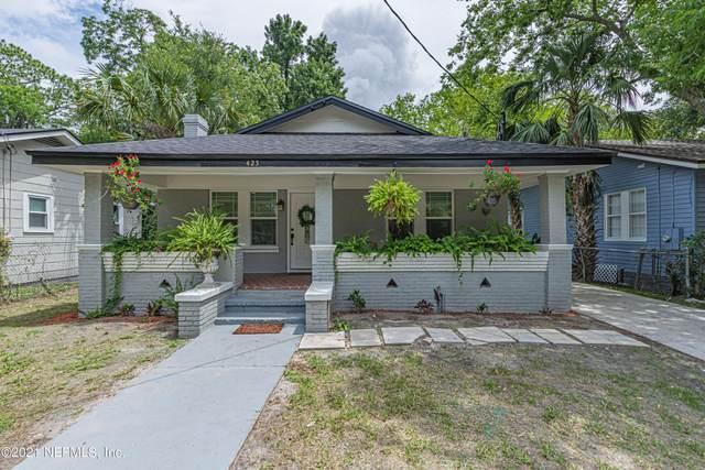 425 Woodbine St, Jacksonville, FL 32206 (MLS #1117739) :: Olson & Taylor   RE/MAX Unlimited