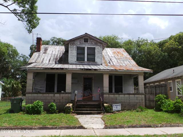 11 Everett St, St Augustine, FL 32084 (MLS #1117753) :: EXIT Real Estate Gallery
