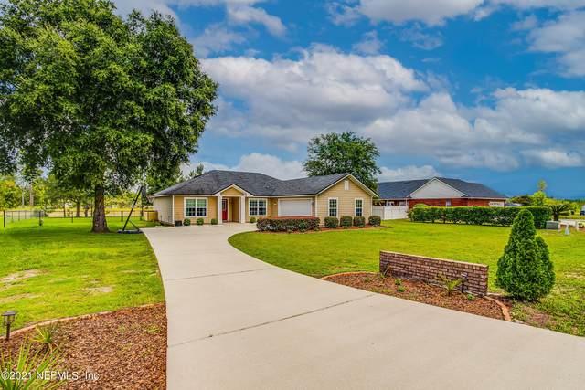 14492 Hunters Ridge W, Glen St. Mary, FL 32040 (MLS #1117774) :: Noah Bailey Group