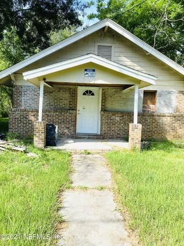 5837 Christobel Ave, Jacksonville, FL 32208 (MLS #1117865) :: The Huffaker Group