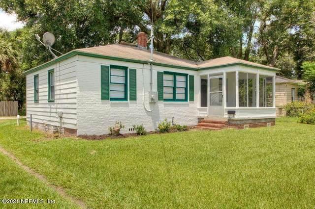 862 Bunker Hill Blvd, Jacksonville, FL 32208 (MLS #1117875) :: The Huffaker Group