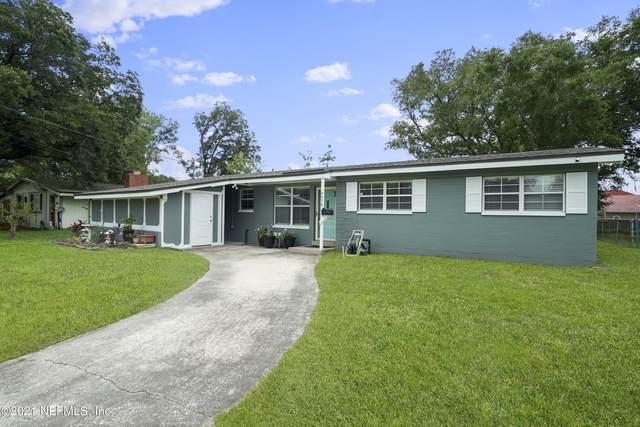 4056 Sierra Madre Dr S, Jacksonville, FL 32217 (MLS #1117907) :: The Randy Martin Team | Watson Realty Corp