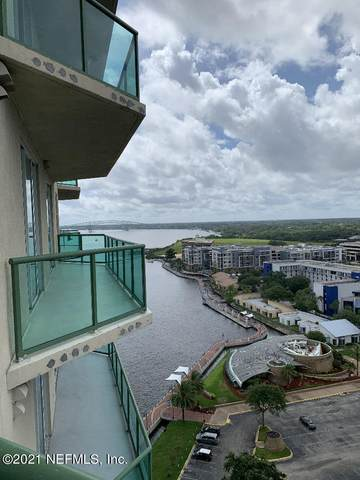 1431 Riverplace Blvd #1601, Jacksonville, FL 32207 (MLS #1118033) :: The Newcomer Group