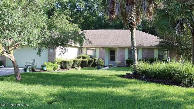 2646 Tramore Pl, Orange Park, FL 32065 (MLS #1118084) :: The Volen Group, Keller Williams Luxury International