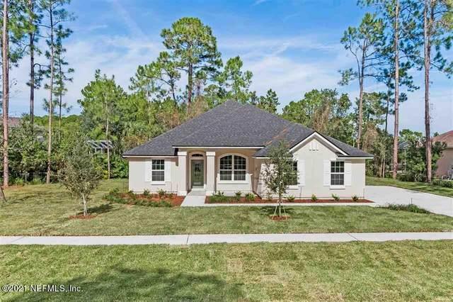124 N Prairie Lakes Dr, St Augustine, FL 32084 (MLS #1118155) :: The Huffaker Group