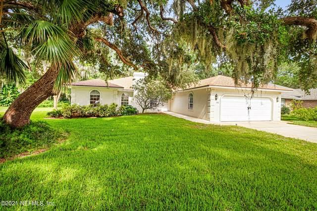 1182 San Jose Forest Dr, St Augustine, FL 32080 (MLS #1118156) :: Olde Florida Realty Group