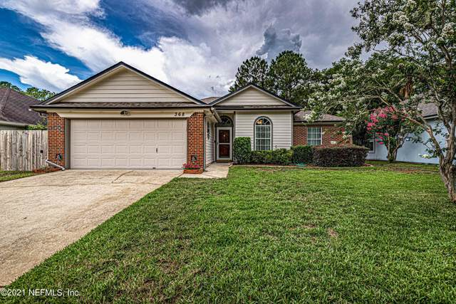 368 Willow Green Dr, Orange Park, FL 32073 (MLS #1118172) :: Olson & Taylor   RE/MAX Unlimited