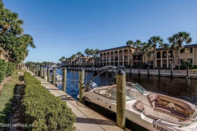 5375 Ortega Farms Blvd #612, Jacksonville, FL 32210 (MLS #1118215) :: EXIT Inspired Real Estate
