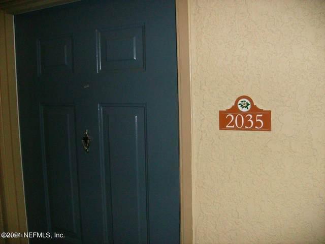 12700 Bartram Park Blvd #2035, Jacksonville, FL 32258 (MLS #1118219) :: Noah Bailey Group